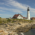 Portland Head Lighthouse by Mike McGlothlen