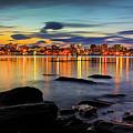 Portland Maine by Benjamin Williamson