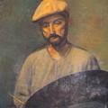 Portrait Of An Artist by Pamela Preciado