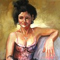 Portrait Sample by Podi Lawrence