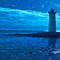 Portsmouth Harbor Lighthouse by Nancie DeMellia