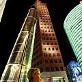 Potsdamer Platz Berlin by Brad Rickerby