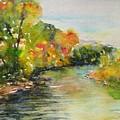 Poudre Riverbend by Corynne Hilbert