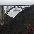 pr 170 - Bixby Bridge II by Chris Berry