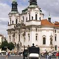 Prague by Charles  Ridgway