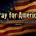 Pray For America by Shevon Johnson