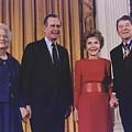 President George Bush Presents by Everett