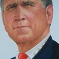 President George W. Bush by Gary Kaemmer