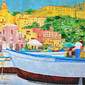 Procida  by Art Mantia