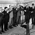 Prohibition Wet Congressmen Drinking by Everett