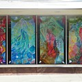 Pueblo Downtown Artwork by Lenore Senior