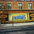 Pueblo Downtown--used Cars by Lenore Senior