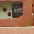Pueblo Hacienda 8 by Lenore Senior
