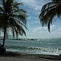 Puerto Rican Beach by Tito Santiago