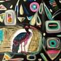Puna Ibis by Aliza Souleyeva-Alexander