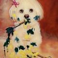 Pupcasso by Joni McPherson