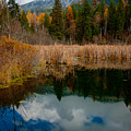 Purcells Reflected by Idaho Scenic Images Linda Lantzy