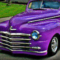 Purple Cruise by Perry Webster
