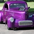 Purple Rod by Jim Simms