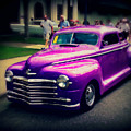 Purple Rod by Perry Webster