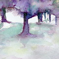 Purplescape II by Jan Bennicoff