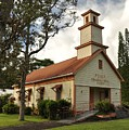 Pu'ula Congregational Church - Nanawale by Steven Rice