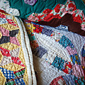 Quilted Comfort by Cricket Hackmann