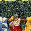 Quilted Harvest by Anne Klar