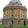 Radcliffe Camera by Ann Horn