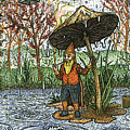 Rain Gnome by Bill Perkins