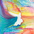 Rainbow Angel by Leti C Stiles