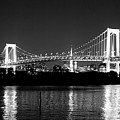 Rainbow Bridge At Night by Xkhol