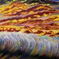 Rainbow Waves by Marie Lamoureaux
