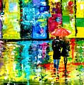 Rainy Night by Inna Montano
