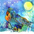 Raven Night Spirit by Jo Lynch