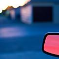 Rearview Mirror by Steven Dunn
