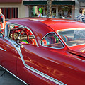 Red Chevrolet by Carl Purcell