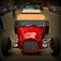 Red Custom Classic by Perry Webster