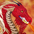 Red Dragon by Debbie LaFrance