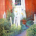 Red House by Judy Keefer