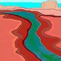 Red Mesa by Carole Boyd