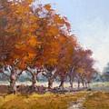 Red Oak Avenue by Yvonne Ankerman