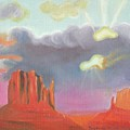 Red Rock Country by Suzanne  Marie Leclair