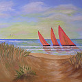 Red Sails by Barbara Harper