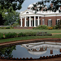 Reflections Of Monticello by LeeAnn McLaneGoetz McLaneGoetzStudioLLCcom