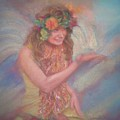Renaissance Festival Fairy by Diane Caudle