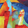 Resurrection Of The Magi by David Derr