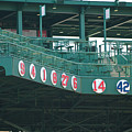 Retired Numbers by Paul Mangold
