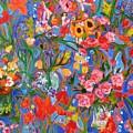 Rhapsody In Blue by Molly Wright