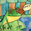 Ribbit by Sean Cusack